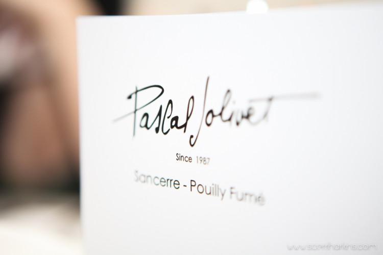 Pascal Jolivet Wine Dinner
